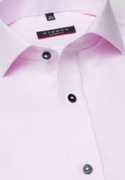 ETERNA LONG SLEEVE SHIRT MODERN FIT ROSE