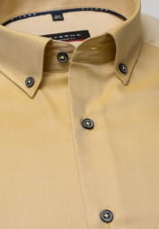 ETERNA LONG SLEEVE SHIRT MODERN FIT YELLOW UNI