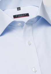 ETERNA LONG SLEEVE SHIRT MODERN FIT LIGHT BLUE UNI
