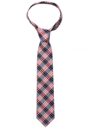 ETERNA TIE RED CHECKED