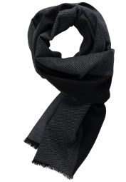 ETERNA SCARF BLACK/GREY