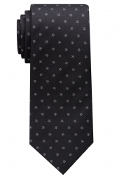 ETERNA TIE BLACK / GRAY PATTERNED