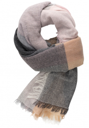 ETERNA SCARF PINK / GREY