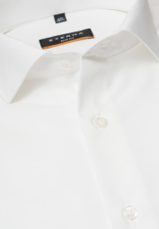 ETERNA LONG SLEEVE SHIRT SLIM FIT CHAMBRAY CHAMPAGNE UNI
