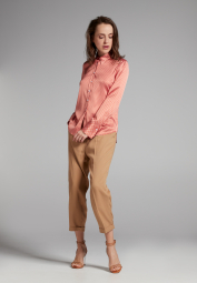 LONG SLEEVE BLOUSE 1863 BY ETERNA - PREMIUM SLIM FIT