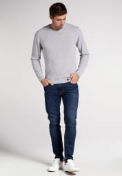 ETERNA KNIT SWEATER WITH ROUND NECK UNI