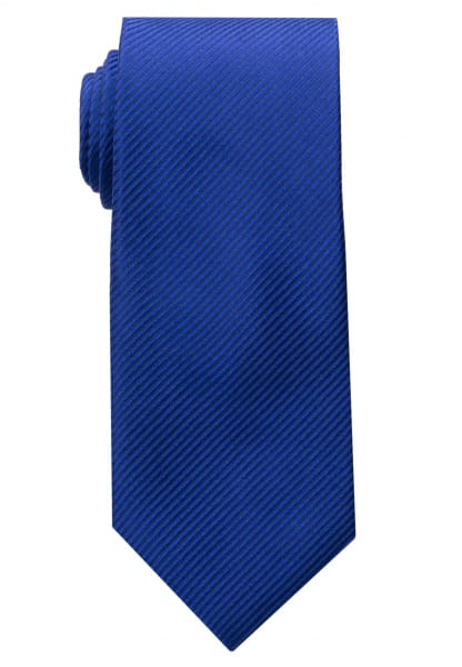 ETERNA TIE ROYAL BLUE STRIPED