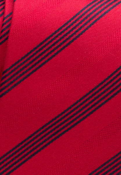 ETERNA TIE RED/BLUE STRIPED