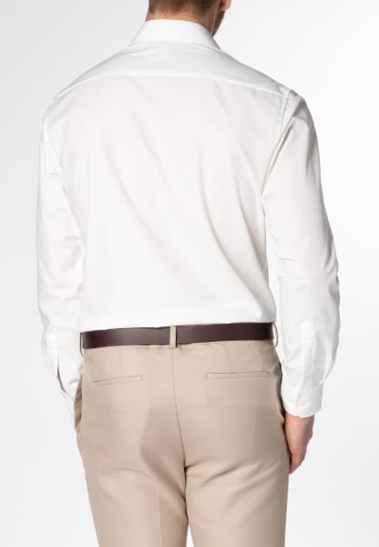 Eterna - long sleeve shirt modern fit - 3