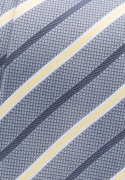 ETERNA TIE GREY / YELLOW STRIPED