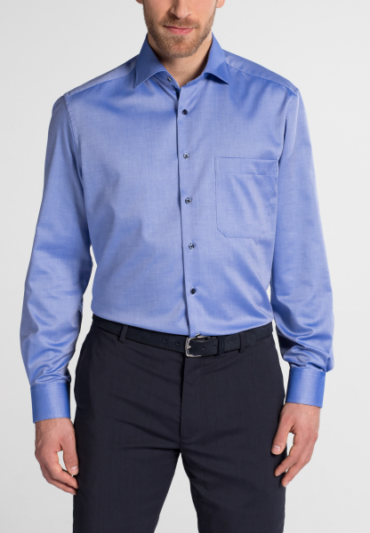 Eterna - long sleeve shirt comfort fit - 2