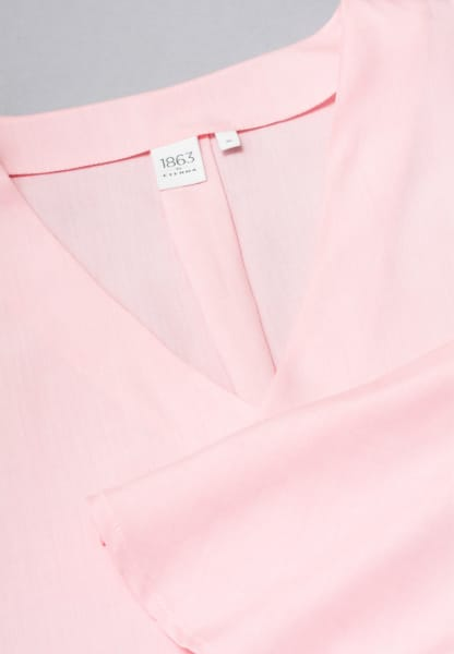 LONG SLEEVE BLOUSE 1863 BY ETERNA - PREMIUM ROSE UNI
