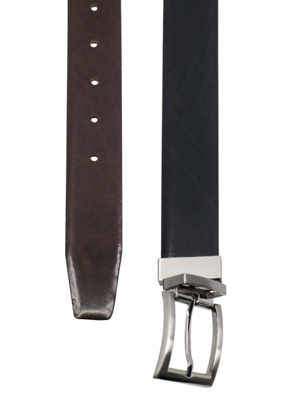 ETERNA BELT BLACK/BROWN UNI