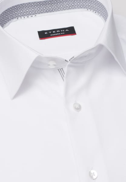 Eterna - long sleeve shirt modern fit - 1